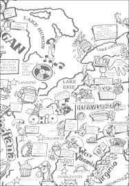 us map coloring page map coloring book and build a giant poster coloring book united states map additional photo inside map coloring trere island map
