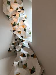 <b>Origami</b> for the <b>LOEWE SOLO</b> fragrance exhibition at Casa Decor ...
