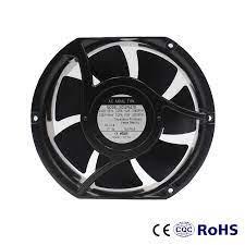 AC Eksenel Fan Soğutma Fanı Kol rulman 171*150*52mm Kabine  Havalandırma Exhaust Fans