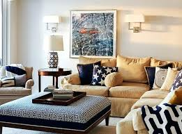 navy blue and gold living room delightful decoration navy blue and gold living room ideas navy