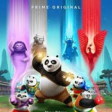 Kung Fu Panda: The Paws of Destiny Temporada 1