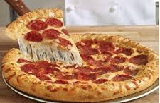 dominoes higher calorie foods