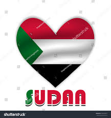 Sudan Design Happy Independence Day Sudan Design Stock Vector Royalty
