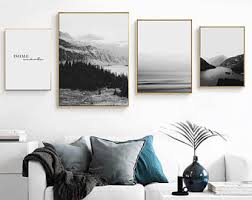 coastal art set wall art set contemporary art scandinavian art wall art prints large wall art bedroom wall decor gallery wall art on wall art decor bedroom with bedroom wall decor etsy