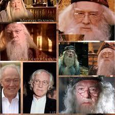 richard harris vs michael gambon. Vous Prfrez Richard Harris Ou Michael Gambon Dans Le Rle De Dumbledore With Vs