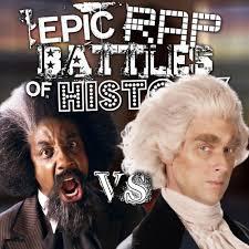 epic rap battles of history frederick douglass vs thomas frederick douglass vs thomas jefferson