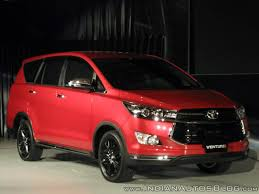 2018 toyota innova touring sport. Delighful 2018 Toyota Innova Venturer Launched Live Image The Touring Sport  Intended 2018 Toyota Innova Touring Sport G