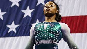 Simone Biles: Team USA star wins bronze ...