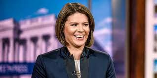 Pregnant MSNBC host Kasie Hunt fires ...