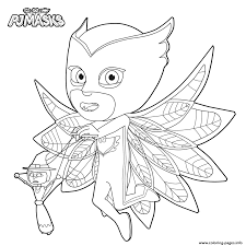 Small Picture PJ Masks Kids Coloring Coloring pages Printable