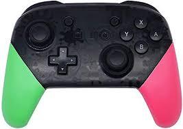 <b>Wireless</b> Controllers for Nintendo Switch, <b>Pro Controller Bluetooth</b> ...