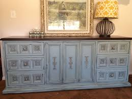 distressed blue furniture. Fascinating Annie Sloan Us Duck Egg Blue Dressermedia Consolecredenza Pics For How To Distress Paint Furniture Distressed