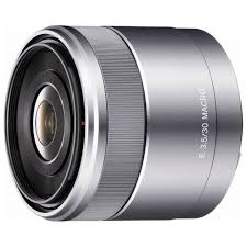 <b>Объектив Sony</b> 30mm f/3.5 Macro E (<b>SEL</b>-<b>30M35</b>)