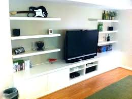 entertainment center wall shelves floating shelf stand photo 4 of 7 wall units surprising entertainment center