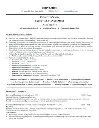 Executive Director Resume Director Resume Sample Executive Director