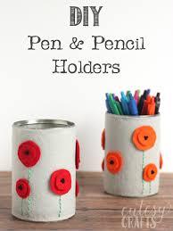 Felt DIY Pencil Holder #stockup4schools #Pmedia #ad