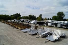 Whether for work or play, a snowmobile is the right vehicle for getting around in snowy, icy conditions. New Used Trailers For Sale S Of Milwaukee Wi Near I 94 Chicago Hanna Trailer Supply