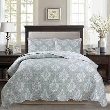 kasentex bedding set stylish design soft and comfortable green purple blue