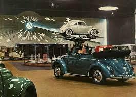 Volkswagen Dealership Showroom Vw Beetle Classic Classic Volkswagen Volkswagen Beetle
