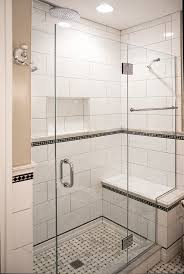 tile showers with bench incredible shower benches bathroom renovations interior design 11