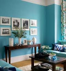 bright living room wall colors