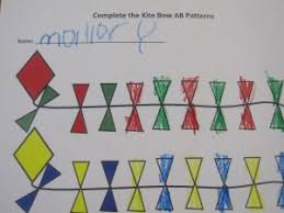 Pattern Activities For Preschoolers Enchanting Making AB Patterns In Preschool Teach Preschool