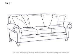 couch drawing. Couch Drawing O