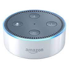 Loa Thông Minh Amazon Echo Dot 2nd Generation (Trắng) - Hàng Nhập Khẩu - Loa  Vi Tính