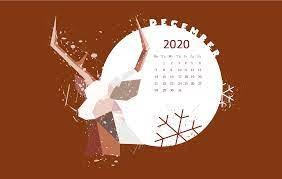 December 2020 Calendar Wallpapers - Top ...