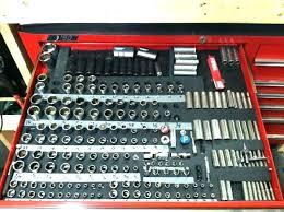 craftsman tool box socket organizers organizing tool box tool organizers wall control cc craft center organizer