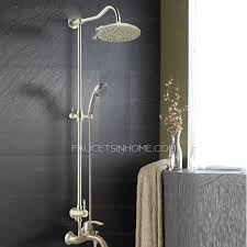 brushed nickel shower system. Brushed Nickel Shower System P