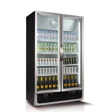 husky double gl door mercial refrigerator