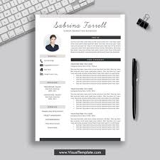 Good Cv Examples 2020 2019 2020 Pre Formatted Resume Template With Resume Icons Fonts And Editing Guide Unlimited Digital Instant Download Resume Template Fully