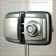 mul t lock high security glass door lock for double glass doors