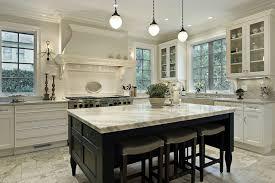 white tile floor kitchen. Modren White Kitchen Floors With White Cabinets Fine On Two Tone Black Gray Quartz  Counters Marble 24 In Tile Floor R
