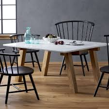 Crate And Barrel Glass Dining Table Crate And Barrel Dining Table