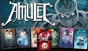 amulet book series books 1 7