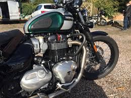 triumph bonneville bobber 2017 custom variants