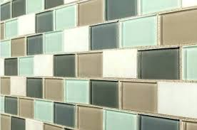 glass subway tile backsplash colors multi color glass tile lovely take a ride subway tile works wherever you want it home improvement catalog request