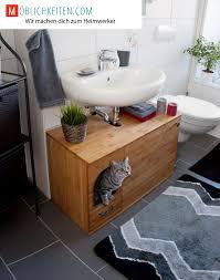 Katzenklo Als Waschbecken Unterschrank Schluss Mit Dem Billigen