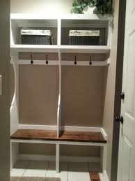 foyer furniture ikea. White Wooden Mudroom Lockers Ikea With Shelves And 4 Hooks For Home Furniture Ideas Foyer C