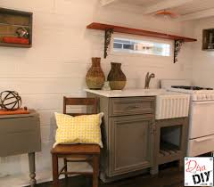 Tiny House Kitchen Live A Simple Life With The Tiny House Movement Diva Of Diy