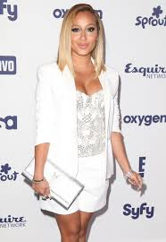 Adrienne Bailon Clarifies Rob Kardashian Comments With Some Shade.