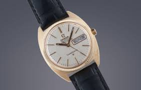 products list austin kaye vintage omega constellation 18ct gold automatic 50th birthday