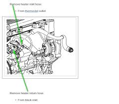 saturn l series i need the coolant line diagram from the engine graphic
