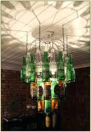 chandelier frame kit beer bottle chandelier attractive bottle chandelier frame 4 chandelier frame kit uk
