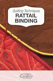 25 best images about Batting, Stabilizer, Interfacing, Hints ... & Rattail Quilt Binding Techniques Adamdwight.com