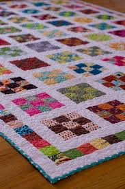 Nine Patch a Day Quilt Along Quilt   by Don't Call Me Becky ... & Nine Patch a Day Quilt Along Quilt   by Don't Call Me Becky Adamdwight.com