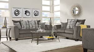 living room sets for apartments. Austwell Gray 5 Pc Living Room From Furniture Sets For Apartments M