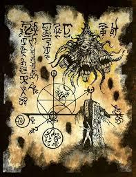 yog sothoth incantation cthulhu larp necronomicon magick occult horror